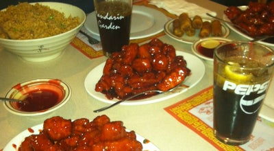 Photo of Chinese Restaurant Mandarin Garden at 432 N Main St, Logan, UT 84321, United States
