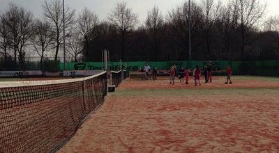 Photo of Tennis Court TV Heksenwiel at Heksendans 2, Breda 4823 JX, Netherlands