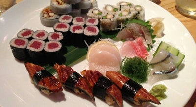 Photo of Sushi Restaurant Nobu 57 at 40 W 57th St, New York, NY 10019, United States