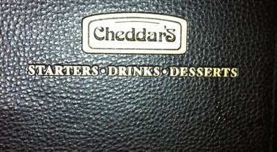 Photo of American Restaurant Cheddar's Casual Cafe at 4106 S Carrier Pkwy, Grand Prairie, TX 75052, United States