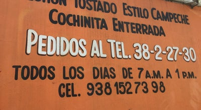 Photo of Mexican Restaurant Las Trankas at Calle 55, Ciudad del Carmen, Mexico