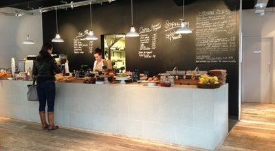 Photo of Coffee Shop Spicer+Cole at 1 Queen Square Ave, Bristol BS1 4JA, United Kingdom