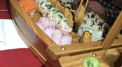 Photo of Sushi Restaurant Sushi Zone at Paalstraat 74, Schoten 2900, Belgium