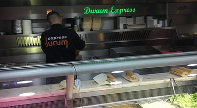 Photo of Fast Food Restaurant Durum Express at Anderlecht, Belgium