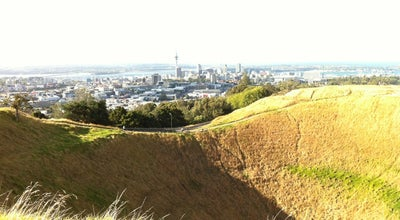 Photo of Mountain Mount Eden - Maungawhau at Mount Eden, Mt Eden 1024, New Zealand
