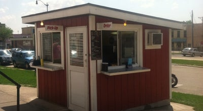 Photo of Burger Joint Wedl's Hamburger Stand at 105 S Center Ave, Jefferson, WI 53549, United States