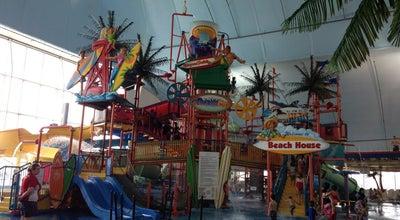 Photo of Water Park Fallsview Indoor Waterpark at 5685 Falls Avenue, Niagara Falls, On L2E 6W7, Canada
