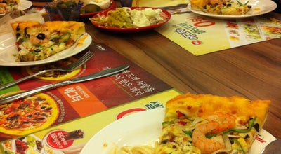 Photo of Pizza Place Mr. Pizza at 상록구 사동, 안산시, South Korea