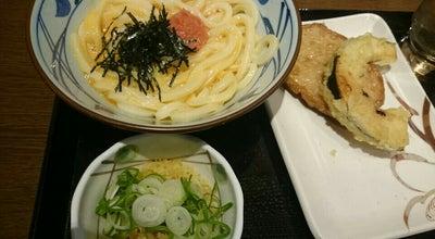 Photo of Ramen / Noodle House 丸亀製麺 柳井店 at 大字柳井1740-1, 柳井市 742-0021, Japan
