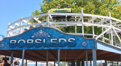 Photo of Theme Park Seabreeze - Bobsleds at Seabreeze Amusement Park, Rochester, NY 14622, United States