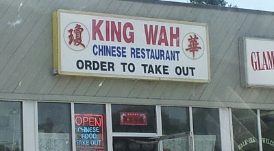 Photo of Chinese Restaurant King Wah at 276 W Main St, Norwich, CT 06360, United States