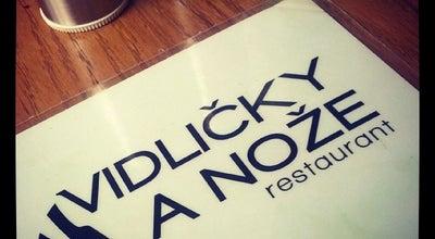 Photo of Restaurant Vidličky a nože at Vodní 11, Praha 150 00, Czech Republic