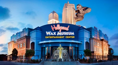 Photo of Tourist Information Center Hollywood Wax Museum Entertainment Center at 1808 21st Ave N, Myrtle Beach, SC 29577, United States