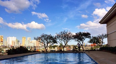 Photo of Pool Joya Tower Pool Side at Plaza Drive, Rockwell, Philippines