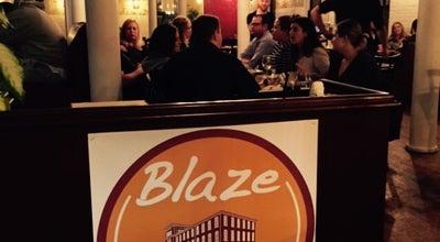 Photo of New American Restaurant Blaze Village Kitchen at 999 Main Street, Pawtucket, RI 02860, United States