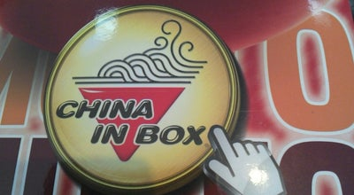 Photo of Chinese Restaurant China in Box at Rua: Domingos José Cabral, 355, Itajaí, Brazil