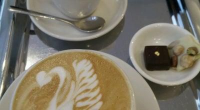 Photo of Coffee Shop Hop en Stork at Passage 82, The Hague 2511 AE, Netherlands