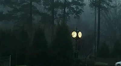 Photo of Monument / Landmark Town of Cary Clock at Cary, NC 27511, United States