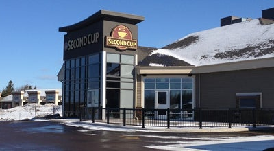 Photo of Coffee Shop Second Cup at 800 Dieppe Boulevard, Dieppe, Canada