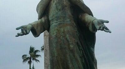 Photo of Historic Site ザビエル上陸記念碑 at 祇園之洲町, 鹿児島市, Japan