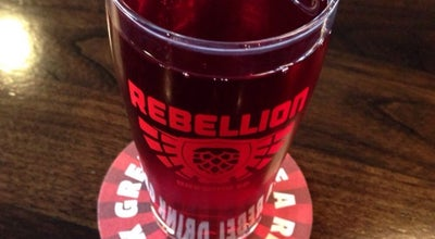 Photo of Brewery Rebellion Brewing Company at 1901 Dewdney Avenue, Regina, SK, Canada