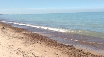 Photo of Lake Lake Michigan at Michigan City, IN, United States