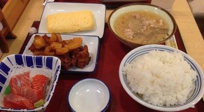 Photo of Japanese Restaurant まいどおおきに食堂 和泉富秋食堂 at 富秋町3-2-44, 和泉市, Japan