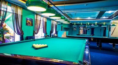 Photo of Pool Hall Бильярдный клуб Роял. Хабаровск at Ул. Выборгская, 97, Хабаровск 680000, Russia