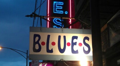 Photo of Music Venue B.L.U.E.S. at 2519 N Halsted St, Chicago, IL 60614, United States
