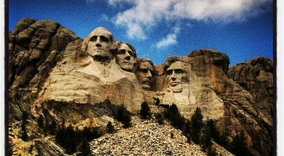 Photo of Monument / Landmark Mount Rushmore National Memorial at 13000 Sd Highway 244, Keystone, SD 57751, United States