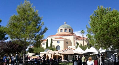 Photo of Church St. John The Baptist Greek Orthodox Church at 5300 El Camino Rd, Las Vegas, NV 89118, United States