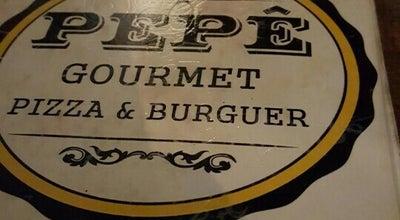 Photo of Burger Joint Pepé Gourmet at Av. Leite De Castro, São João Del Rei, Brazil