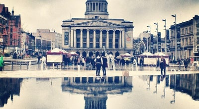 Photo of Plaza Old Market Square at Old Market Sq, Nottingham NG1, United Kingdom