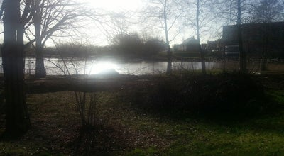 Photo of Lake Het IJzeren Kind at Vincent Van Goghlaan, 's-Hertogenbosch, Netherlands