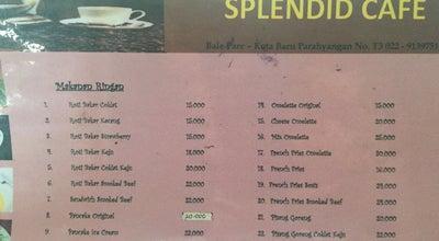 Photo of Tea Room Splendid cafe & resto at Balepare Kbp, Padalarang 2, Indonesia