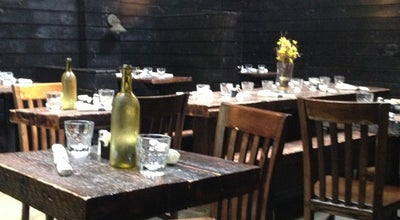 Photo of American Restaurant Black Swan at 1048 Bedford Ave, Brooklyn, NY 11205, United States