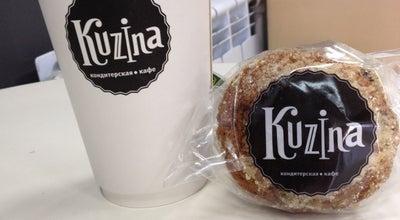 Photo of Dessert Shop Kuzina at Красный Проспект, 77б К1, Новосибирск, Russia