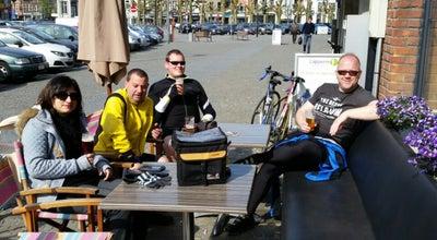 Photo of Bar Café De Teste at Markt Lokeren, Belgium