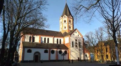 Photo of Church Basilika St. Margareta at Gerricusplatz, Düsseldorf 40625, Germany
