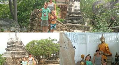 Photo of Temple วัดเขาไกรลาศ (Wat Khao Krai Lard) at Khao Ta Kiab, Hua Hin 77110, Thailand