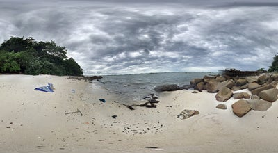 Photo of Beach Bukit berahu at Belitung, Indonesia