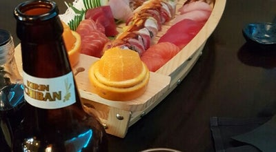 Photo of Sushi Restaurant Mizu Sushi Bar & Grill at 2881 El Camino Real, Tustin, CA 92782, United States