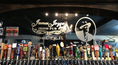 Photo of Pub James Joyce Irish Pub at 1724 E 8th Ave, Tampa, FL 33605, United States