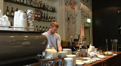 Photo of Cafe Mr Tulk at 328 Swanston St, Melbourne, VI 3000, Australia