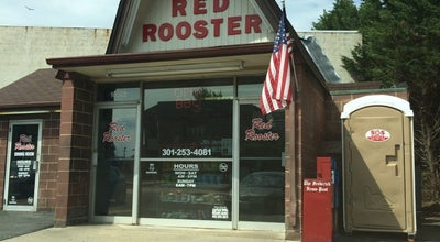 Photo of Fried Chicken Joint Red Rooster at 10005 Damascus Blvd, Damascus, MD 20872, United States