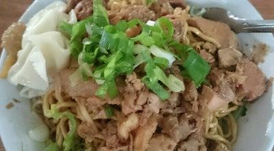 Photo of Ramen / Noodle House Mie Ayam Teman at Jl.teman, Tangerang, Indonesia