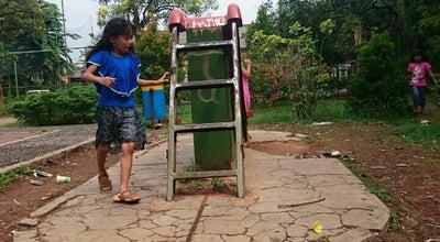 Photo of Playground Taman Asri Playground ® at Jalan Taman Asri Utama Blok B2, Tangerang 15155, Indonesia