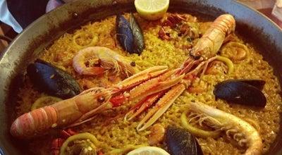 Photo of Paella Restaurant Casa de Valencia at P. Pintor Rosales, 58, Madrid 28008, Spain