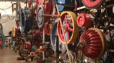 Photo of Art Museum Museum Tinguely at Paul-sacher-anlage 2, Basel 4002, Switzerland