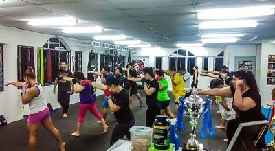 Photo of Martial Arts Dojo Borneo Tribal Squad MMA & Fitness Factory at Lintas Square, No. 2-3, 3rd Flr, Block I, Jln Lintas, Kota Kinabalu, Malaysia